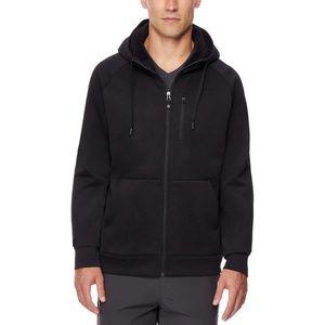 32 DEGREES Men's Hoodie 3XL Sweatshirt Full Zip